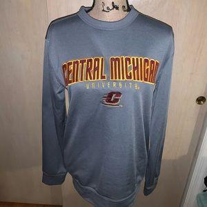 Central Michigan University crew neck